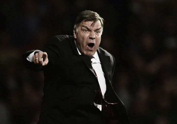 Sam Allardyce furious with Sunderland after draw