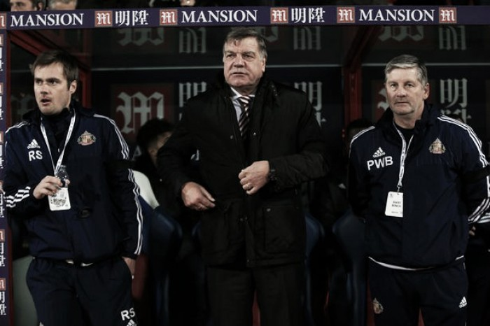 "Sam Allardyce ""brings a clarity,"" says Robbie Stockdale"