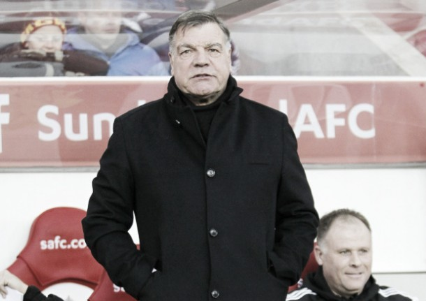 Allardyce facing selection headache ahead of Gunners clash