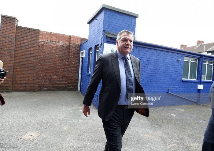 Everton re-open talks with Sam Allardyce over vacant manager's position