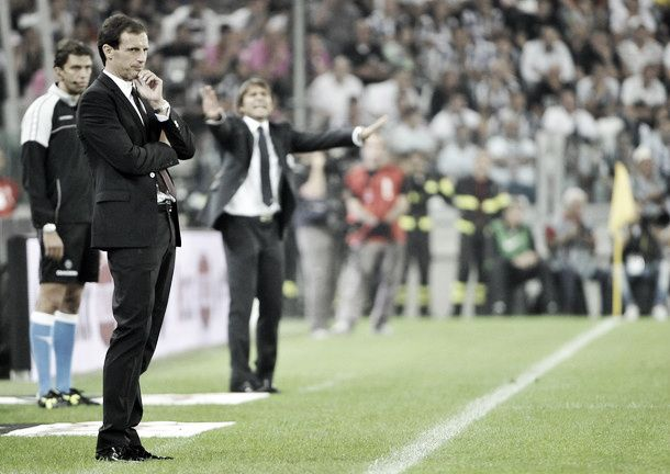 "Allegri: ""It's an honour for me, I'm very happy and I know what a big job coaching Juventus is"""