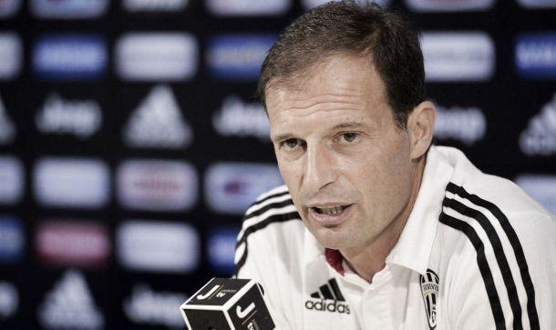 """Juve, parla Allegri: """"Bisogna migliorar la qualità, pensiamo a vincere. Domani gioca Neto"""""""
