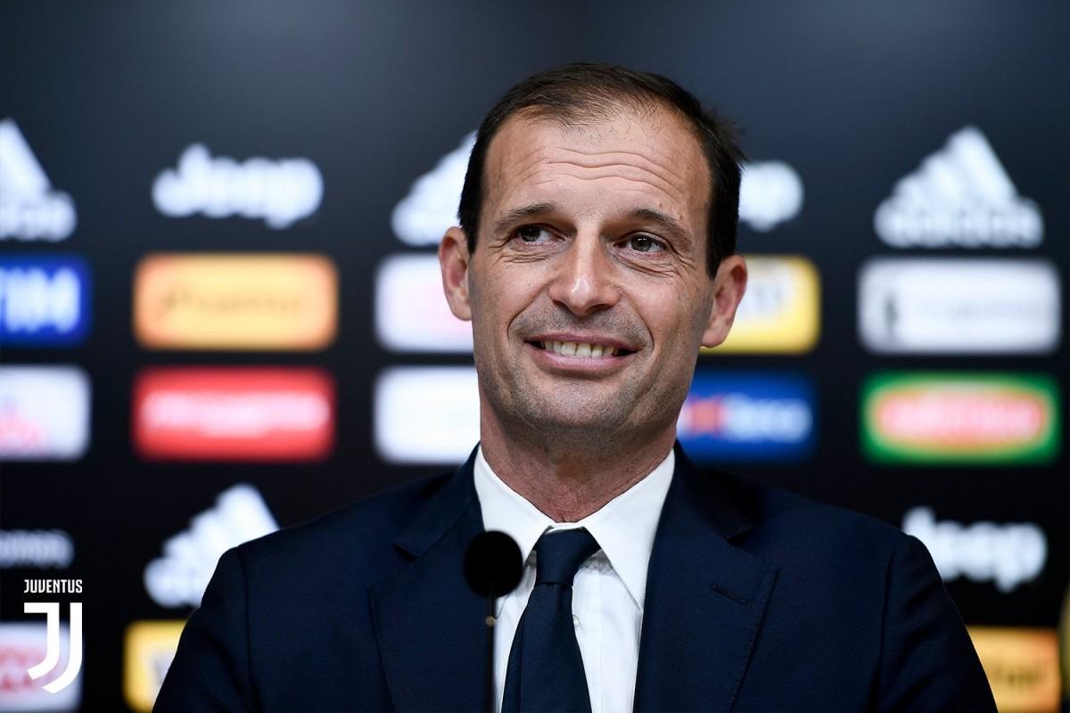 """Juventus, Allegri: """"Madrid partita meravigliosa. Higuain? Deve essere determinante per lo Scudetto"""""""