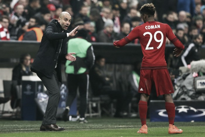 """Germany suits Coman"" - Allegri's post-match comments full of praise for the Frenchman"
