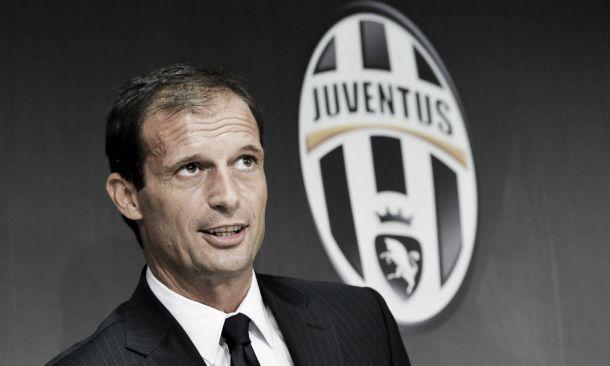 """Juventus, Allegri suona la carica: """"Dobbiamo tenere alta la tensione in vista del Barcellona"""""""