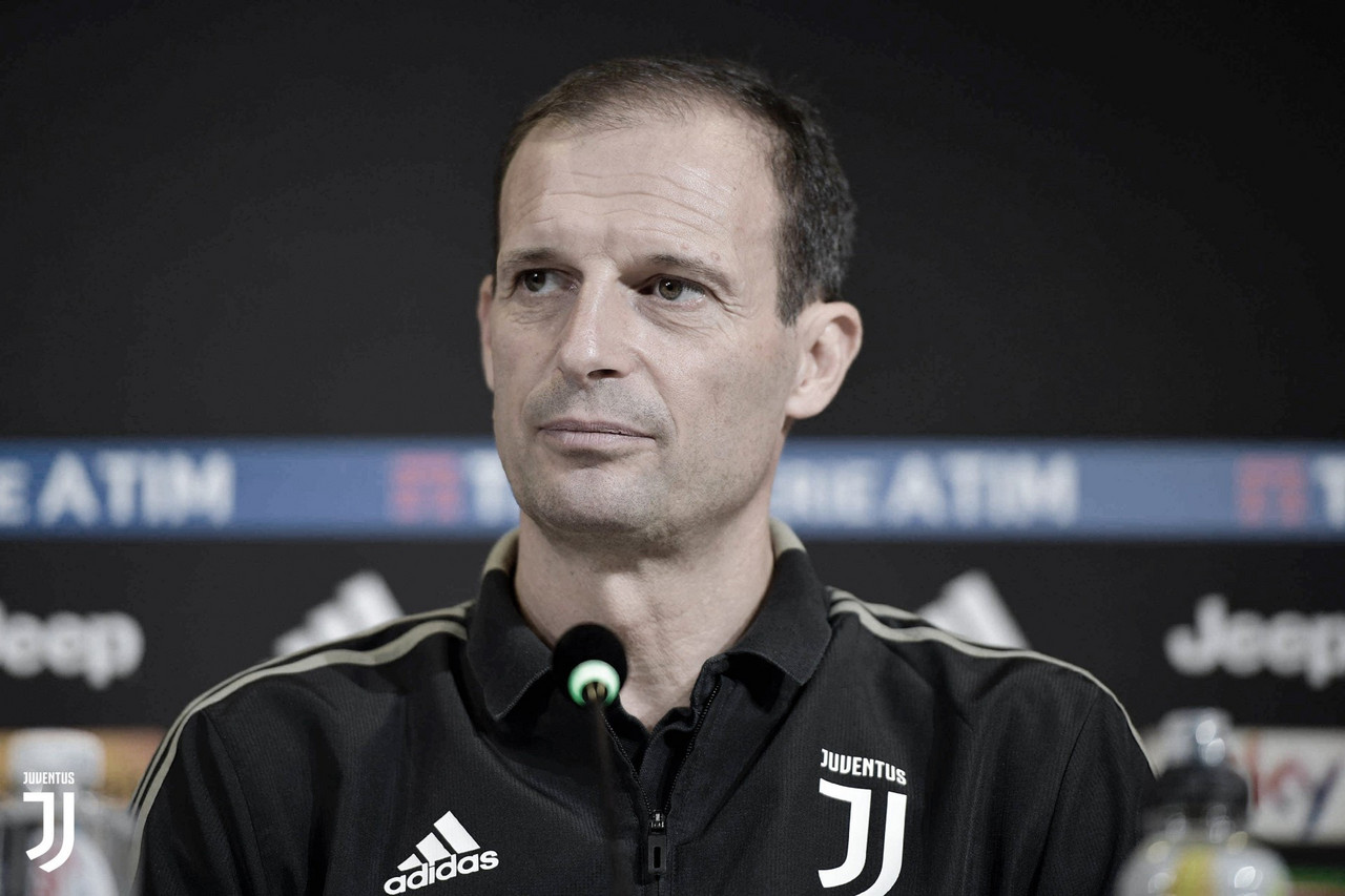Fim da linha! Juventus antecipa saída deMassimilianoAllegri em um ano