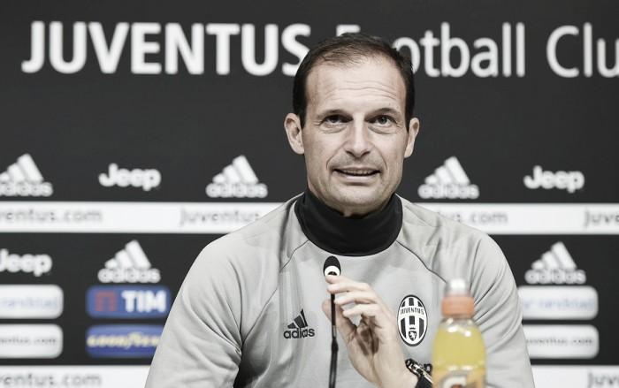 """Juve, primo obiettivo: Scudetto. Parla Allegri alla vigilia della Roma: """"Se saremo bravi, vinceremo..."""""""