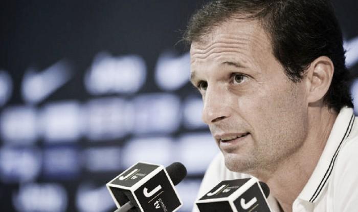 """Juve, Allegri e il match point col Crotone: """"Domani è la partita decisiva, domani deve esser la festa"""""""
