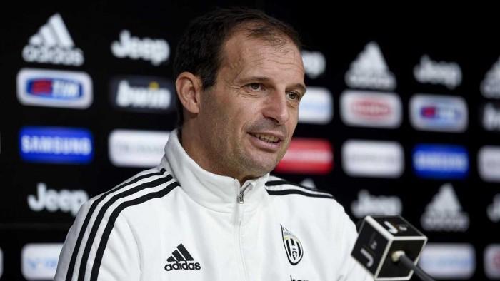 """Juve, Allegri attende il Pescara: """"Giocherà chi ritengo giusto per vincere"""""""