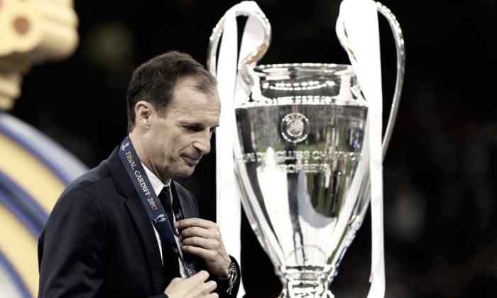 Allegri revela que quase pediu demissão após derrota para Real Madrid na final da UCL