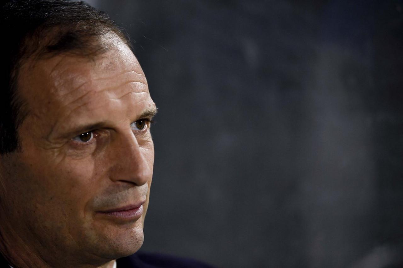 """Juventus - Allegri: """"Domani gioca CR7, Di Francesco non si discute come allenatore"""""""
