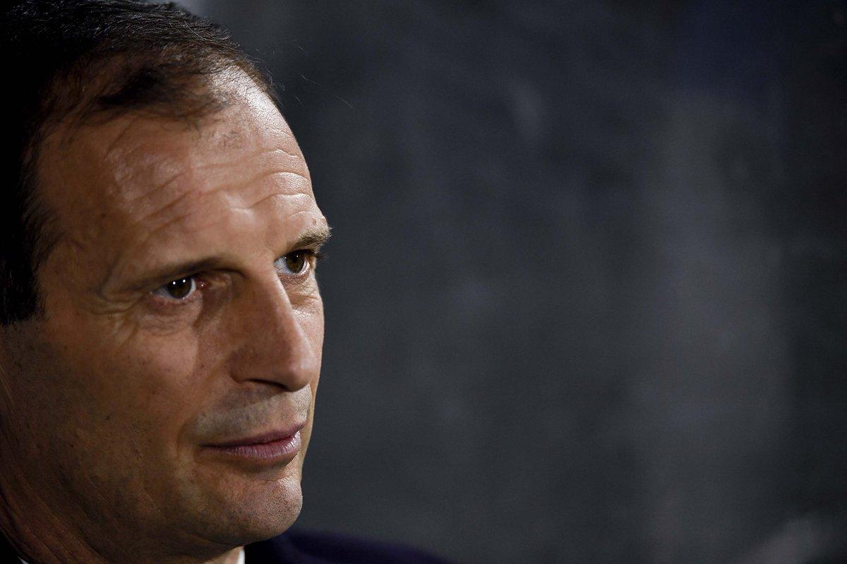 """Juventus - Allegri: """"Ronaldo non convocato, Ajax squadra veloce e con qualità"""""""