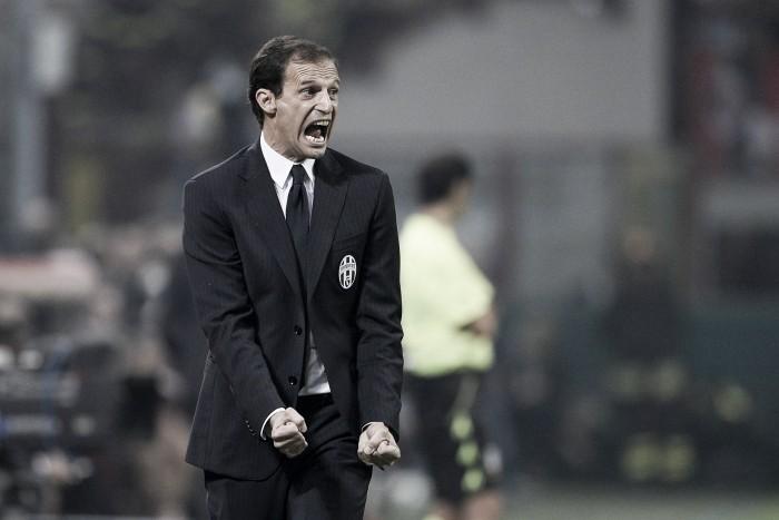 """Juventus - Napoli, Allegri: """"Non abbiamo ancora vinto niente. Chiellini? Giocherà un altro"""""""