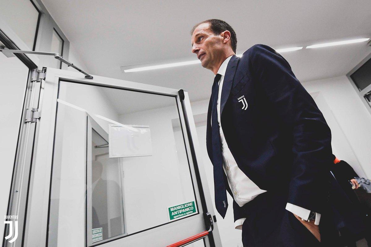 Juventus, Allegri a caccia di record