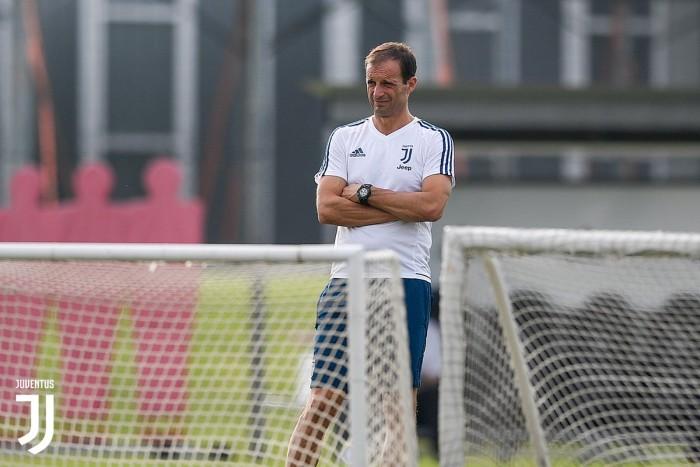 Juventus - Oggi al lavoro senza i nazionali. C'è Higuain