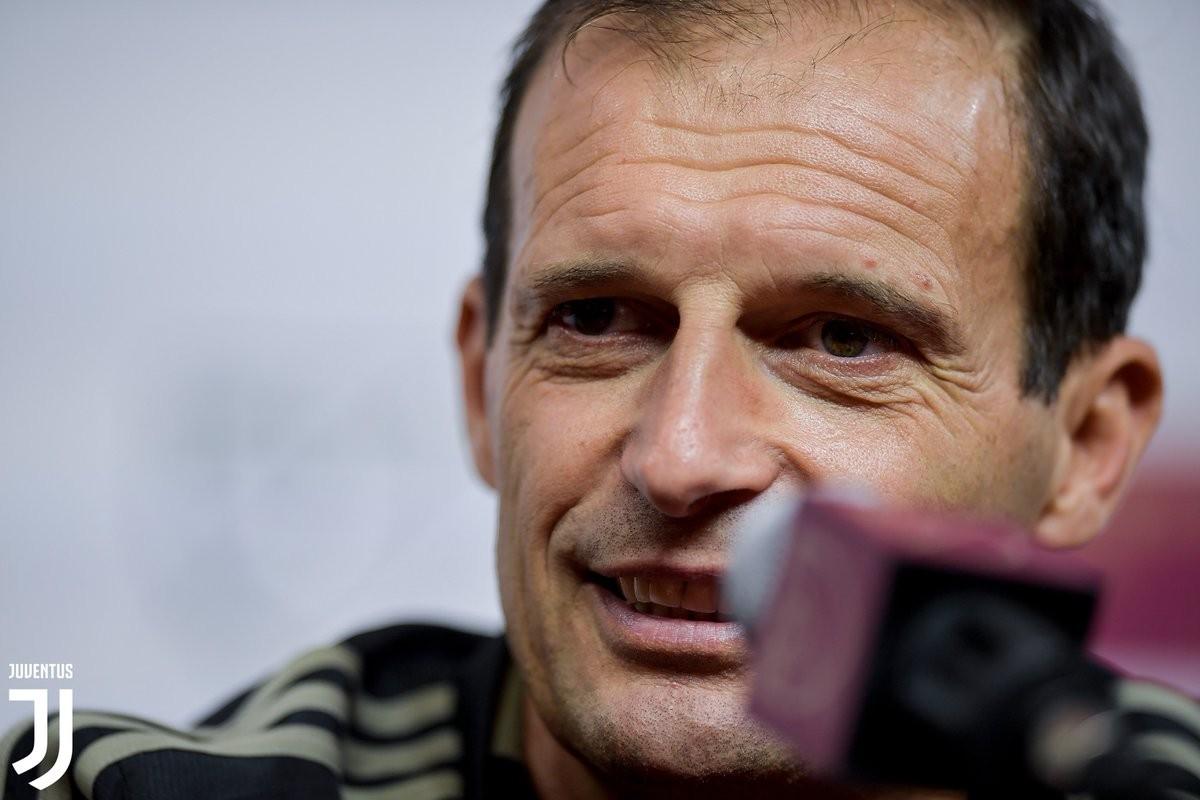 """Juventus, la prima conferenza di Allegri: """"Serve profilo basso"""""""
