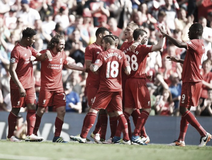 Liverpool 2-0 Watford: Comfortable win for rotated Reds