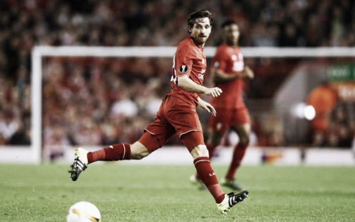 Liverpool reportedly looking for £15million Joe Allen offer, as £8million Swansea bid is knocked back