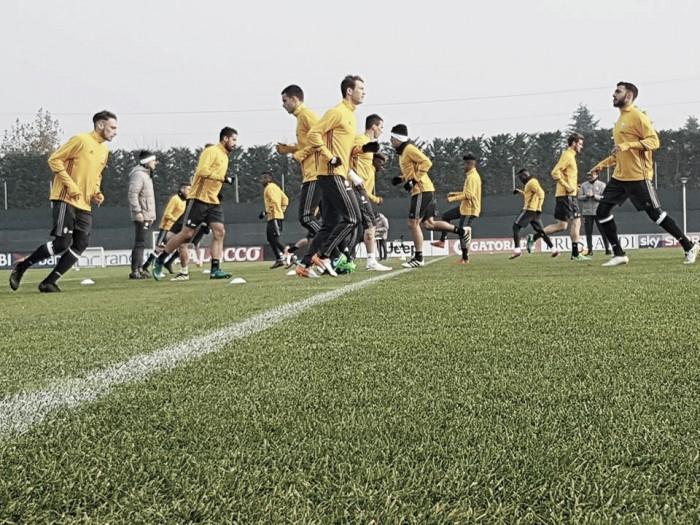 La Juve ricompone i pezzi in vista del match contro il Pescara