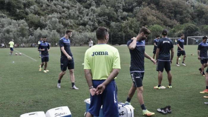Sampdoria, Giampaolo al lavoro senza i tanti nazionali