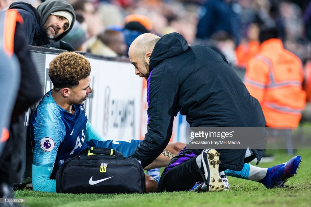 """Dele Alli injury """"doesn't look good"""" but Moura can replace him, reveals Pochettino"""