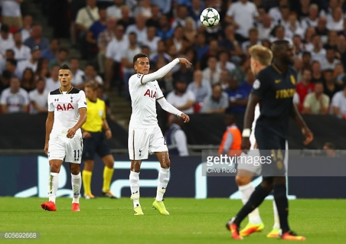 Son strikes again to give Spurs their first Champions League win
