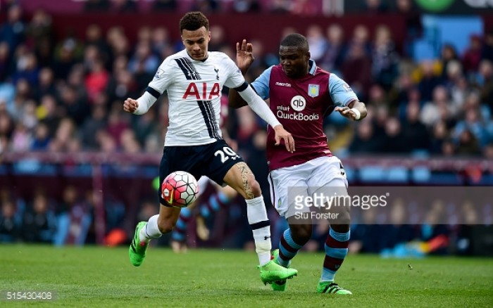 Tottenham Hotspur to face Aston Villa in FA Cup Third Round