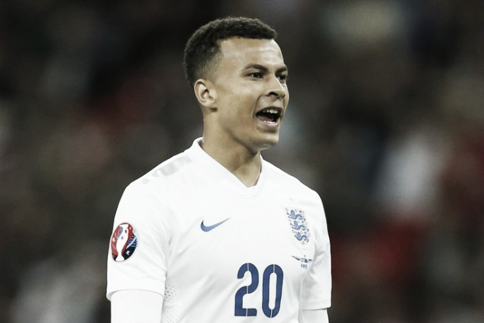 Dele Alli happy to play anywhere for England as Rooney prepares for number 10 role