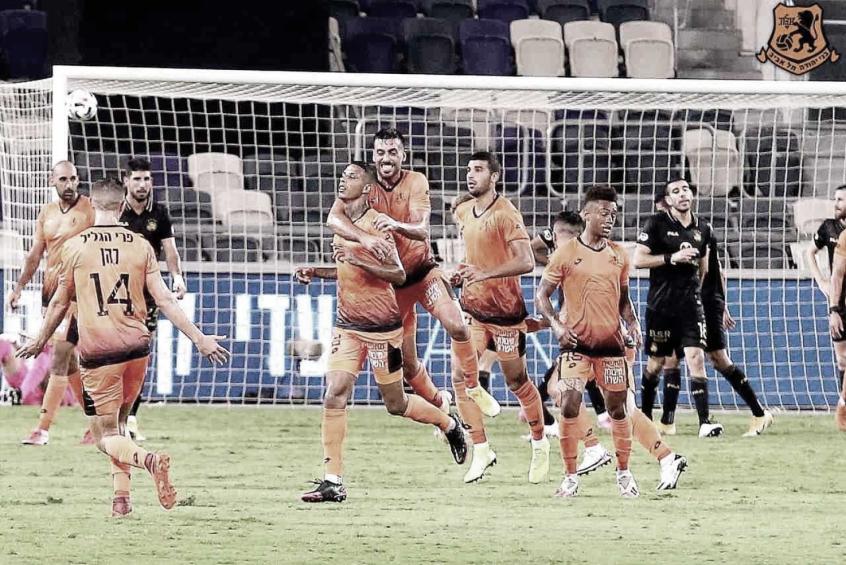 Allyson projeta recuperação do Bnei Yehuda na reta final do Campeonato Israelense