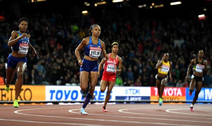 Mondiali Londra 2017, le batterie: Italia fuori nella 4x400 femminile, dominio americano nelle staffette