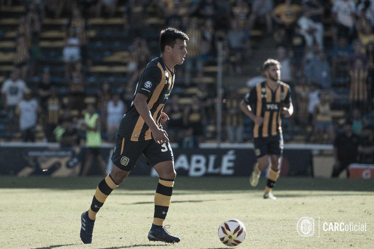 Los suplentes de Godoy Cruz y Rosario Central igualaron sin goles — Superliga