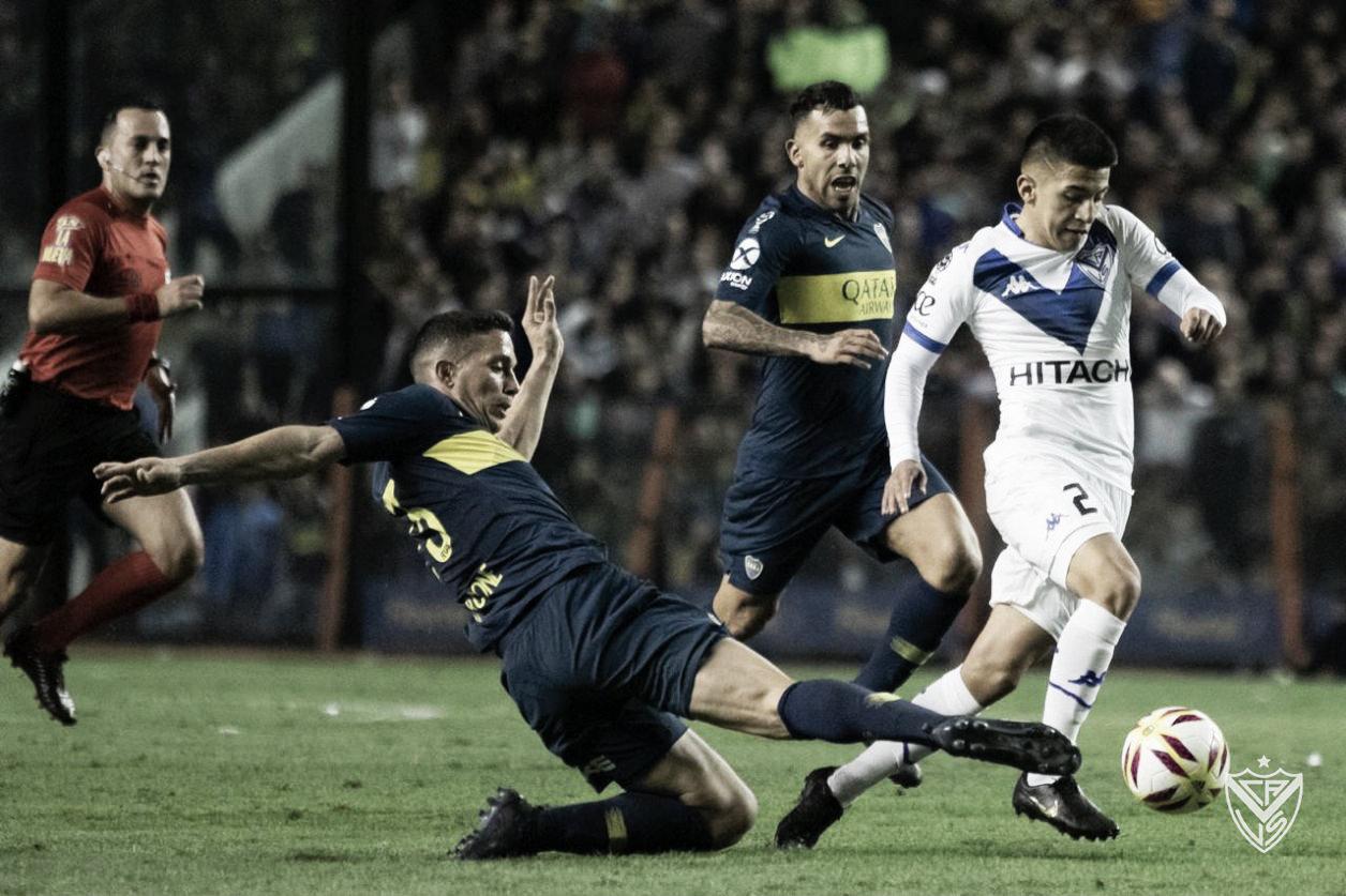 """Thiago Almada: """"Mi sueño es ganar algo con Vélez"""""""
