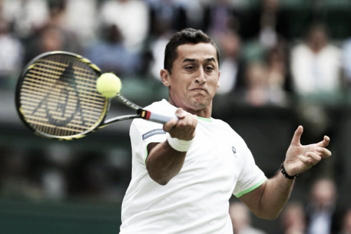 Rogerinho luta, mas é superado por Almagro na estreia em Wimbledon