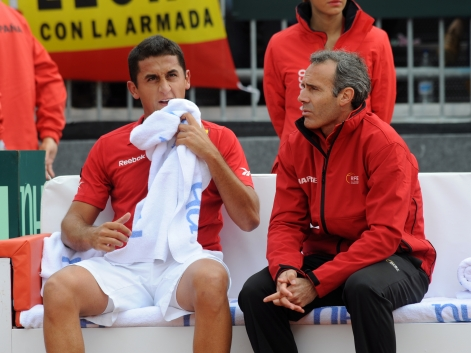 Davis: Almagro pide paso
