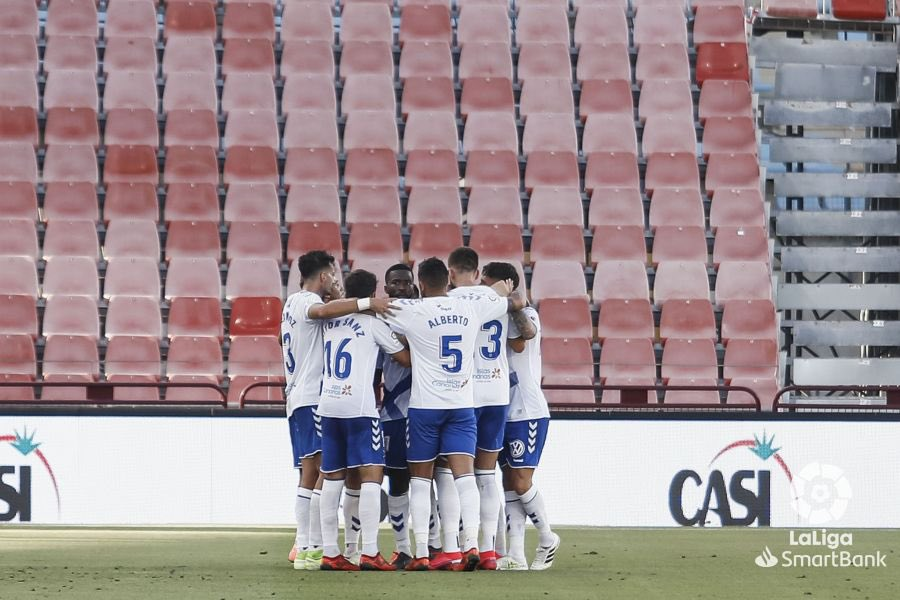 UD Almería 1-2 CD Tenerife: Bermejo nets dramatic late winner to keep Tenerife's promotion hopes alive