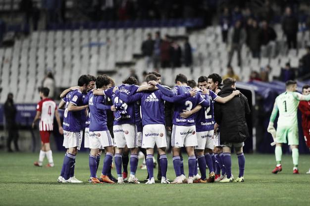 Real Oviedo - UD Almería: puntuaciones del Real Oviedo en la Jornada 17 de La Liga 1|2|3
