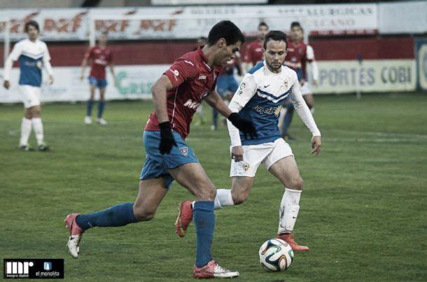 Almería B - La Roda: en busca de la gloria