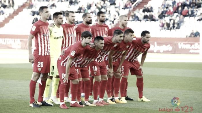 Ojeando al rival: UD Almería, con nuevo entrenador