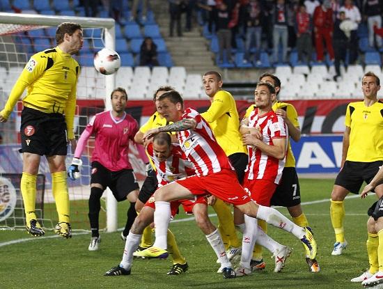 Almería-Murcia en la Copa del Rey
