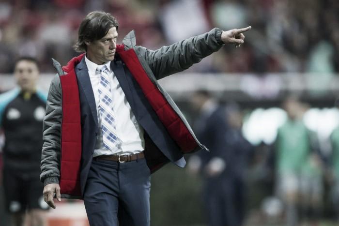"""Matías Almeyda: """"Haremos cambios para el próximo partido"""""""