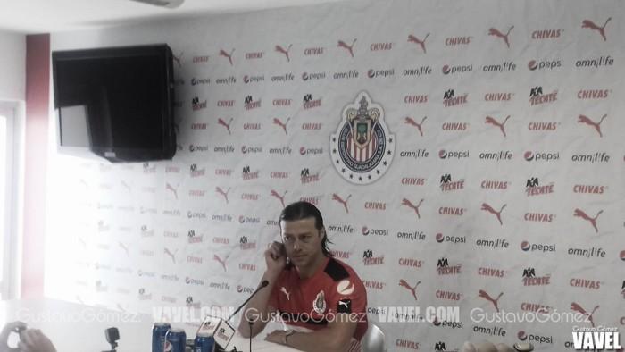 Matías Almeyda quiere ver festejar un título de Liga a Jorge Vergara