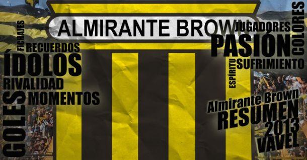 Almirante Brown 2013: Sin Blas, sin ascenso y al borde del precipicio