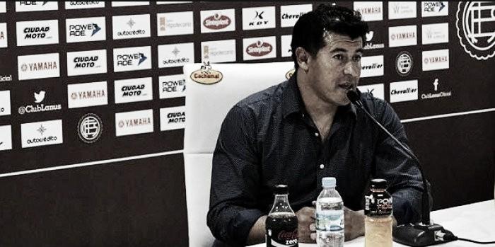 """Jorge Almirón: """"Pensamos en el próximo rival y nada más"""""""