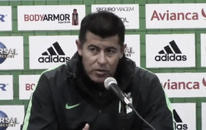 """Jorge Almirón: """"Nos estamos conociendo, hay buena aceptación y esperamos seguir mejorando"""""""