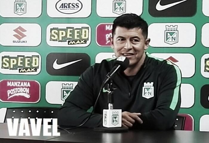 """Jorge Almirón: """"Para nosotros es muy importante arrancar ganando en el torneo"""""""