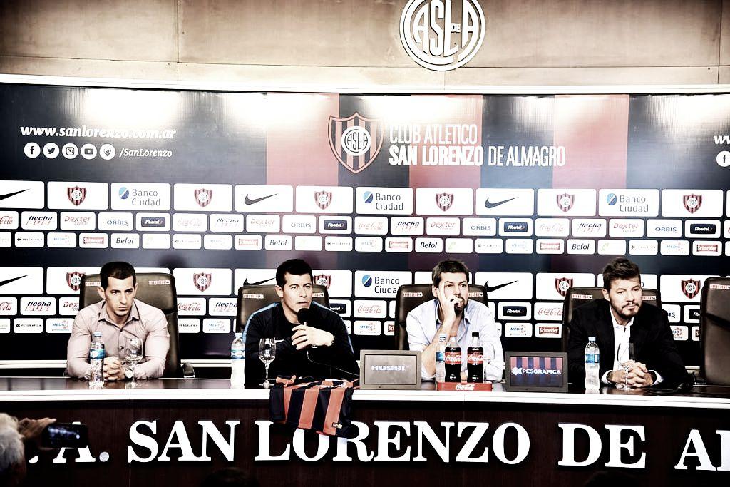 """Jorge Almirón: """"Estoy muy contento de estar acá"""""""