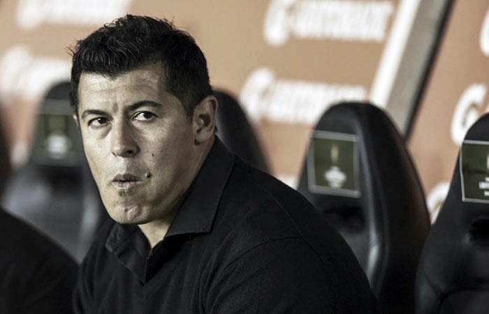 "Jorge Almirón:""El partido de vuelta va a ser totalmente diferente"""