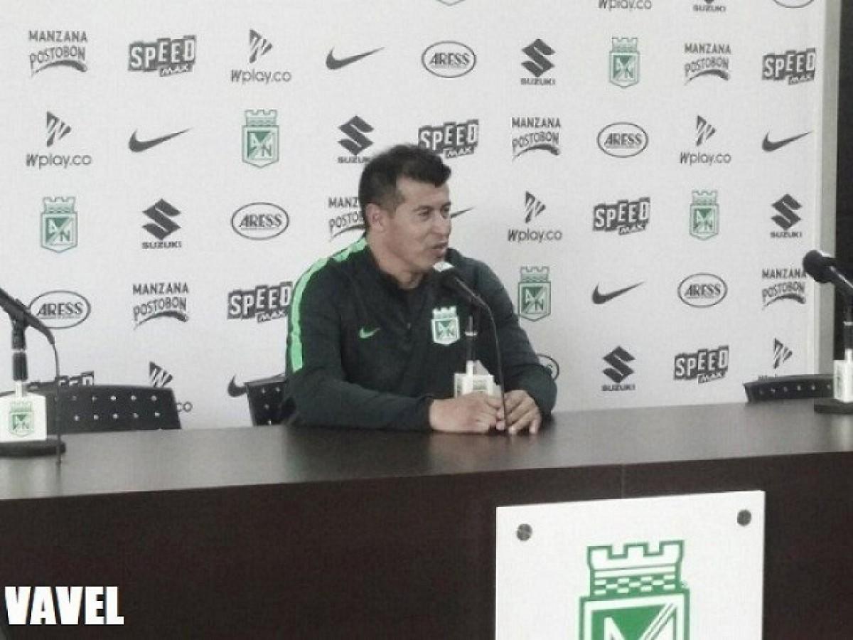 """Jorge Almirón: """"No corrimos riesgo, atacamos y defendimos bien"""""""