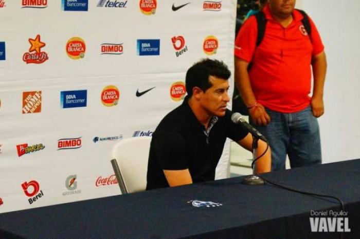 """Jorge Almirón: """"Se la expectativa que genera llegar a un club grande de Sudamérica"""""""