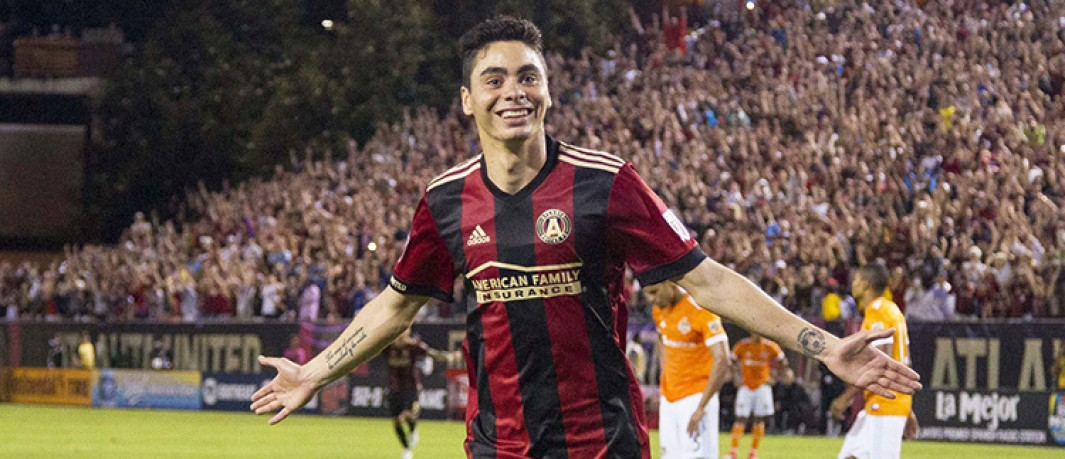 Miguel Almirón moves on from Atlanta, joins Newcastle United